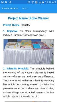 Science Project Ideas screenshot 3