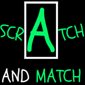 Scratch and Match Learning: ABC and 123 game icon