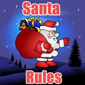 Santa Rules icon