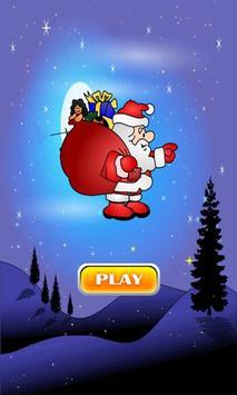 Santa Rules poster
