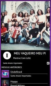 Radio Santo Amaro screenshot 1