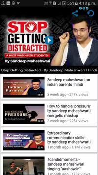 Sandeep Maheswari Everything is Possible apk screenshot