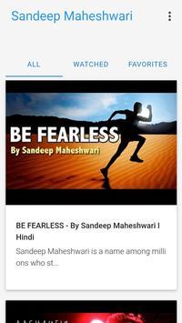 Sandeep Maheshwari screenshot 1