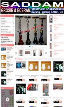 Saddam Shop -- Shisha Shop apk screenshot