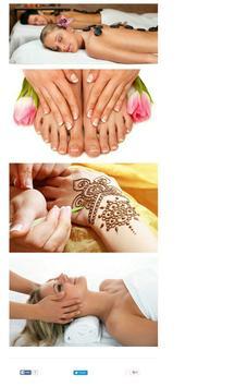 Sahar Riaz Beauty Center apk screenshot