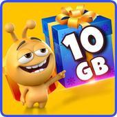 Salla Kazan 10 GB Hediye İnternet icon