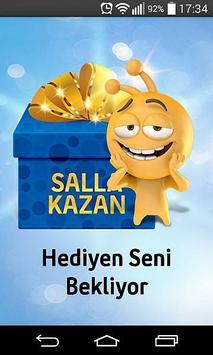 Salla Kazan 10 GB Hediye İnternet screenshot 1