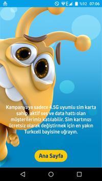 Salla Kazan 10 GB Hediye İnternet screenshot 2