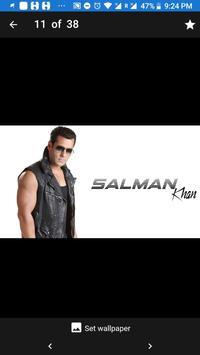 Salman Khan HD wallpaper screenshot 3
