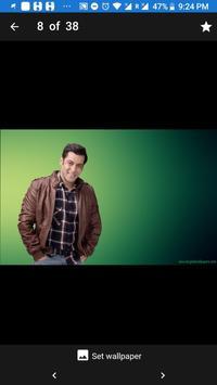 Salman Khan HD wallpaper screenshot 4