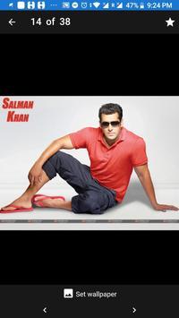 Salman Khan HD wallpaper screenshot 6