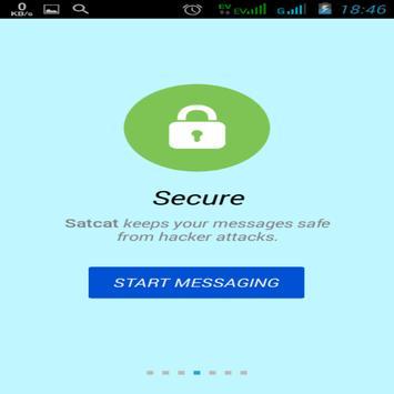 Satcat apk screenshot