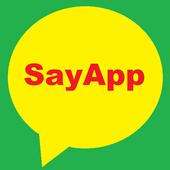 SayApp icon