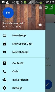 SayApp poster