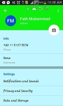SayApp apk screenshot