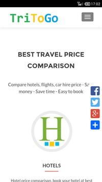 Search hotels price Guatemala poster