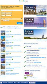 Search hotels price India apk screenshot