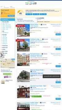 Search Hotel price Isle of Man screenshot 2