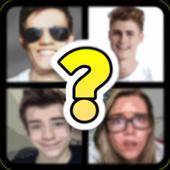 Sei o Youtuber Quiz icon