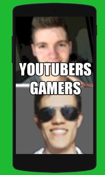 Sei o Youtuber Quiz screenshot 1