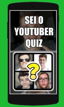 Sei o Youtuber Quiz screenshot 3