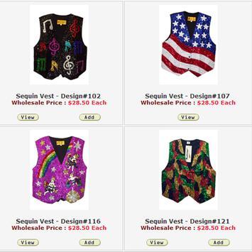 Sequin Fashion Clothes screenshot 1