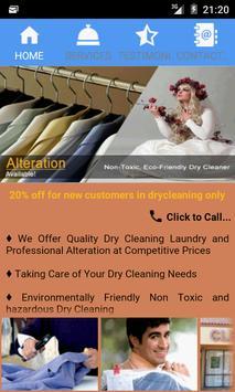 Ahwatukee Dry Cleaners screenshot 1