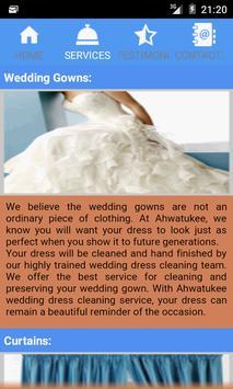 Ahwatukee Dry Cleaners screenshot 2
