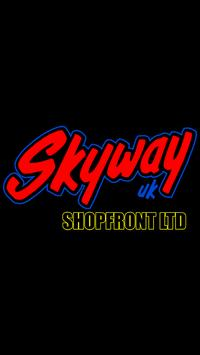 Skywayuk Shopfronts poster