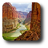 Seven Natural Wonders icon