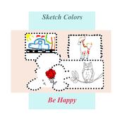 sketch Colors icon