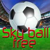 sky ball free icon