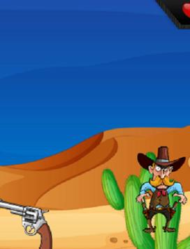 Shooter Cowboy apk screenshot
