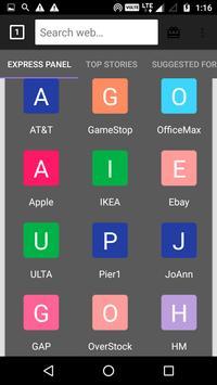 Shop America   All In One USA Shopping Browser screenshot 1