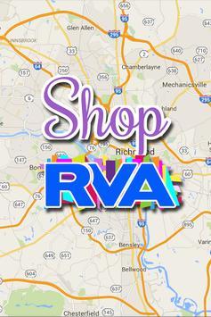 ShopRVA poster