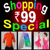 Shopping app online India icon