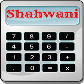 Shahwani Calculator icon
