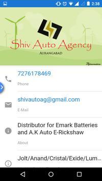 Shiv Auto Agency poster