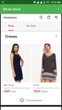 Shree Store screenshot 1