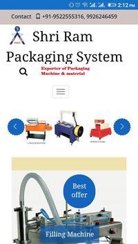 Shri Ram Packaging poster