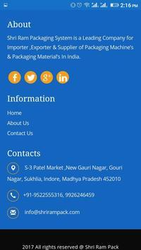 Shri Ram Packaging screenshot 4