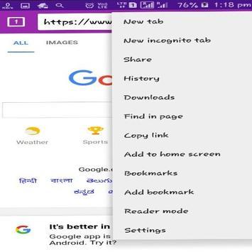 Shy Browser screenshot 4