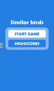 Similar birds apk screenshot