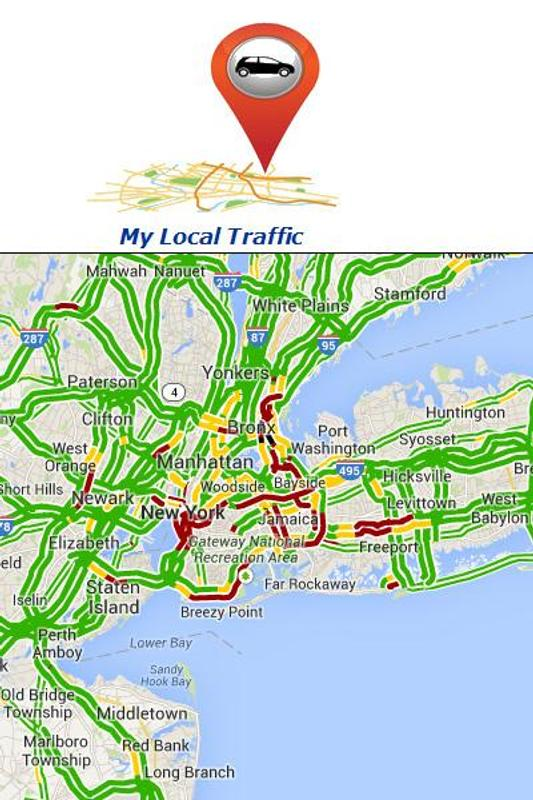 Traffic Map In My Area.Simple Traffic Map Your Spot For Android Apk Download