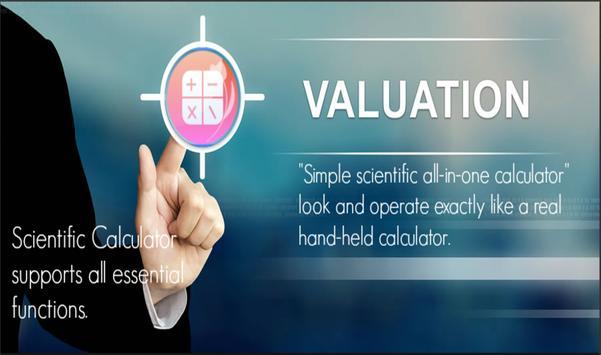 Simple scientific all-in-one calculator screenshot 2