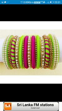 Silk Thread Jewellery 2017 apk screenshot