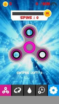 Fidget spinner 2017 poster