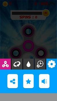 Fidget spinner 2017 screenshot 4