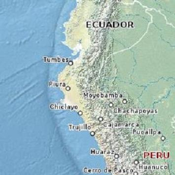 Sismos en el Perú y el Mundo. poster