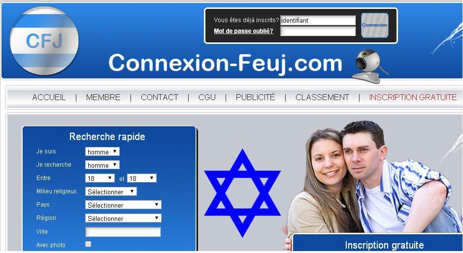site de rencontre juif gratuit